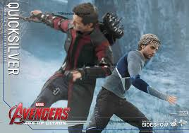 quicksilver movie avengers avengers age of ultron quicksilver movie masterpiece 1 6 action