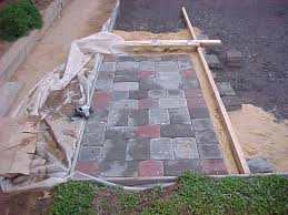 Patio Block Patterns Patio Brick Design Patterns Brick Paver