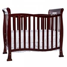 Mini Crib Size Violet Piper 4 In 1 Convertible Mini Crib On Me