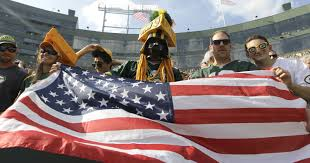 Rules For Flying The American Flag At Night Packers U0027 National Anthem Plans Continue To Rile Fans