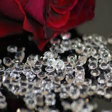 gems for table decorations 5packs lot 2000pcs pack 10 mm clear diamonds wedding party diy
