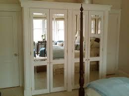 Slimfold Closet Doors Creative Designs Mirrored Bifold Closet Doors Manificent Design