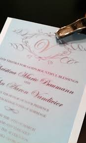 How To Make Your Own Wedding Invitations How To Make Your Own Wedding Invitations For Under 50