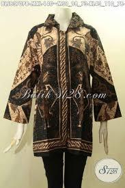 desain baju batik untuk acara resmi busana batik elegan motif klasik cocok untuk acara resmi pakaian
