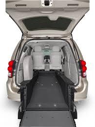 wheelchair vans dodge braunability