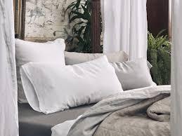 matteo vintage linen pillowcase matteo bedding