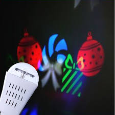 2017 new arrival indoor led light projector merry