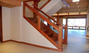 Stair Cases Double Brazilian Cherry Staircases Studiofurnituremaui