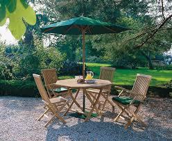 Folding Outdoor Table And Chair Sets Suffolk Table U0026 4 Ashdown Chairs Teak Folding Garden Furniture Set