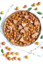 cuisiner sans sucre tarte aux mirabelles sans sucre raffiné ni beurre recette