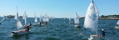 junior sailing boston yacht club