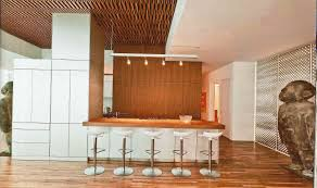 contemporary modern wood plank ceiling e2 80 94 design haammss