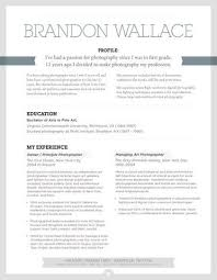 Freelance Photographer Resume Sample by 27 Best Creative Resume Examples Images On Pinterest Resume