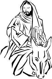 free christian palm sunday clipart 53