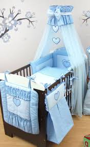 Baby Boy Cot Bedding Sets 12 Pcs Baby Bedding Set Nappy Bag Cot Tidy For Cot Cot Bed Boy