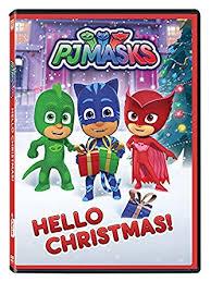 amazon pj masks christmas movies u0026 tv