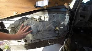 1st Gen 4runner Interior Mods Toyota First Gen 4runner Door Pannel Dissasembly Youtube