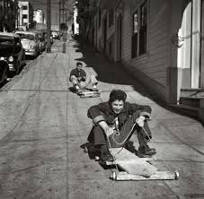 more of stunning b u0026w photographs of san francisco from between the
