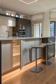 Led Lighting For Kitchen Cabinets 58 Best Edge Lighting Kitchen And Dining Room Images On Pinterest