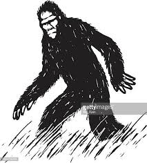 bigfoot stock illustrations and cartoons getty images