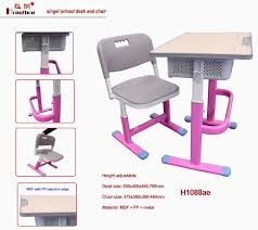 suppliers of furniture wooden study table and chair for