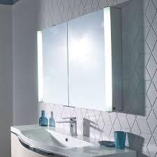 roper rhodes perception illuminated bathroom cabinet uk bathrooms