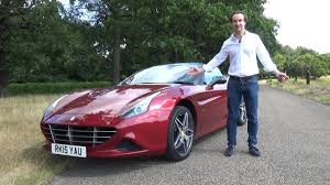 galaxy ferrari will u0027s review of the ferrari california t youtube