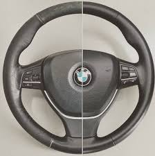how to restore a leather steering wheel furniture clinic