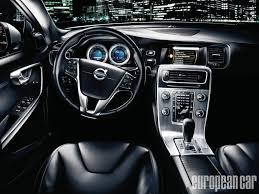 2015 volvo big rig 2012 volvo s60r t6 european car magazine