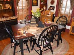 Primitive Dining Room Tables Kreamer Brothers Furniture Country Furniture Lebanon County Pa