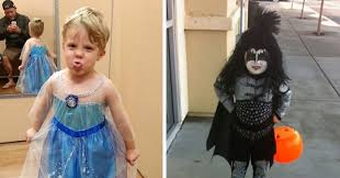 Kids Halloween Costume 15 Kids Wore Gender Defying Halloween Costumes Bored Panda