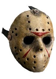 Jason Voorhees Mask Jason Voorhees Mask Collectors Edition Up704187 Karnival