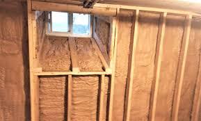 Spray Foam Insulation For Basement Walls by Myth Busting All Spray Foam Insulation Is Created Equal