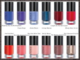 catrice nail polish preview for spring 2013 going away products