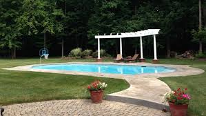 Average Cost Of Landscaping A Backyard How Swimming Pool Costs Can Add Up Angie U0027s List