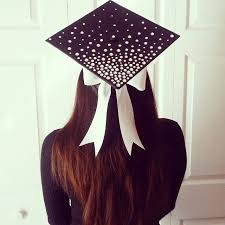 cap and gown decorations ombre bejeweled graduation cap yahoo search results yahoo image