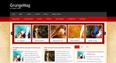 templates blogger personalizados layout do mega curioso referências redesign pinterest