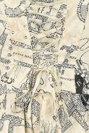Marauders Map Dress Harry Potter Short Dress Buy Online Now