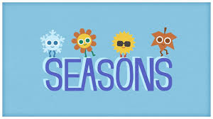 time four seasons the seasons of the year by storybots