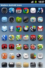 android icon pack modern android icon pack android apps on play