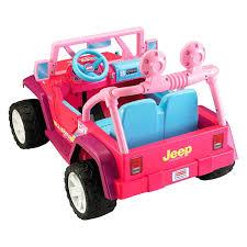 jeep power wheels black power wheels cbf64 barbie pink jammin jeep wrangler