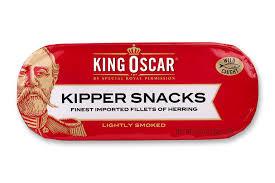King Oscar Sardines Mediterranean Style - sardines mackerel kipper snacks u0026 anchovies king oscar