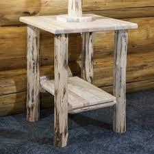 natural wood nightstands you u0027ll love wayfair