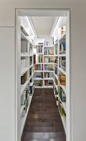 House Bookcase Echo House Kariouk Associates Books House And Nook
