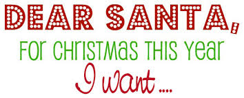 christmas wish list all you want for christmas 10 cars readers wish santa would