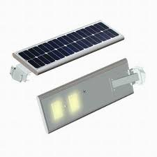 all in one solar street light 50w all in one solar street light at rs 35000 piece all in one