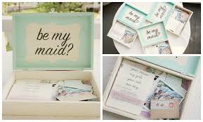 10 pretty will you be my bridesmaid ideas aisle
