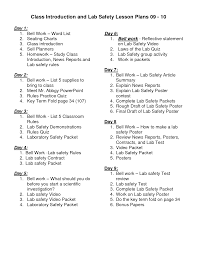 Metric Mania Worksheet Science Lab Safety Activity Rules And Lab Safety Lesson Plans