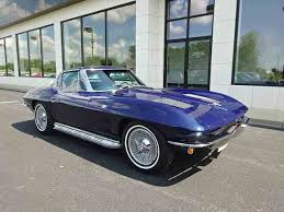 62 split window corvette 1963 chevrolet corvette for sale on classiccars com 80 available