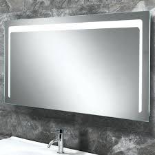 Led Backlit Bathroom Mirror Landscape Bathroom Mirror Hib Axis Landscape Led Backlit Bathroom